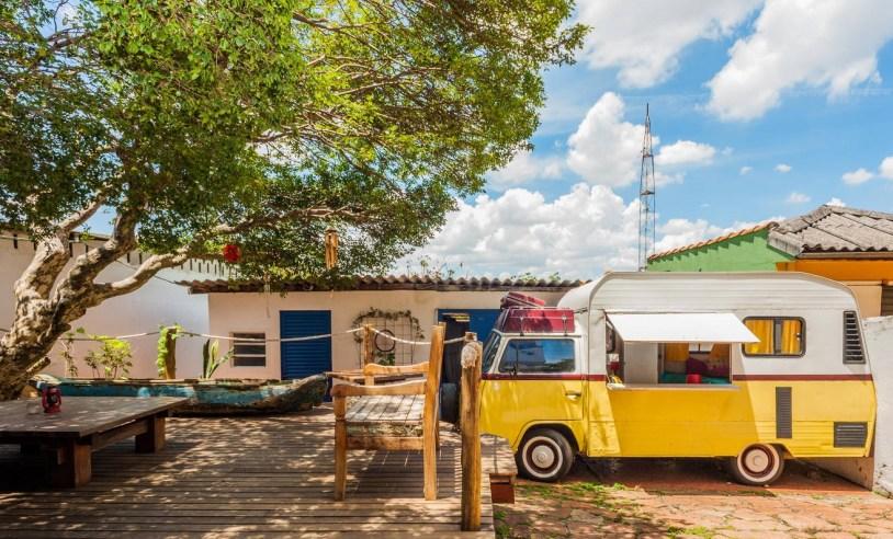 Hostel Paradiso, opcao de hospedagem diferente em Sao Paulo