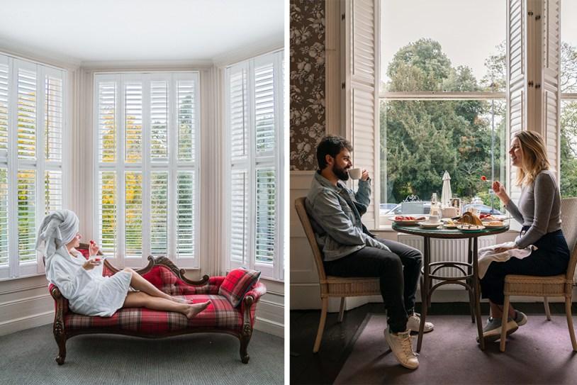 Onde ficar em Bath: the Roseate Villa, hotel boutique com bom preço e ótima localização