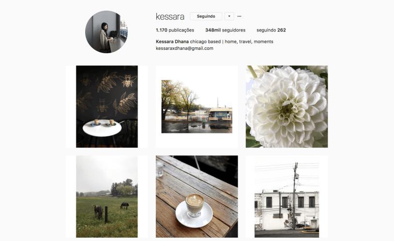 Mulheres pra seguir no Instagram: Kessara