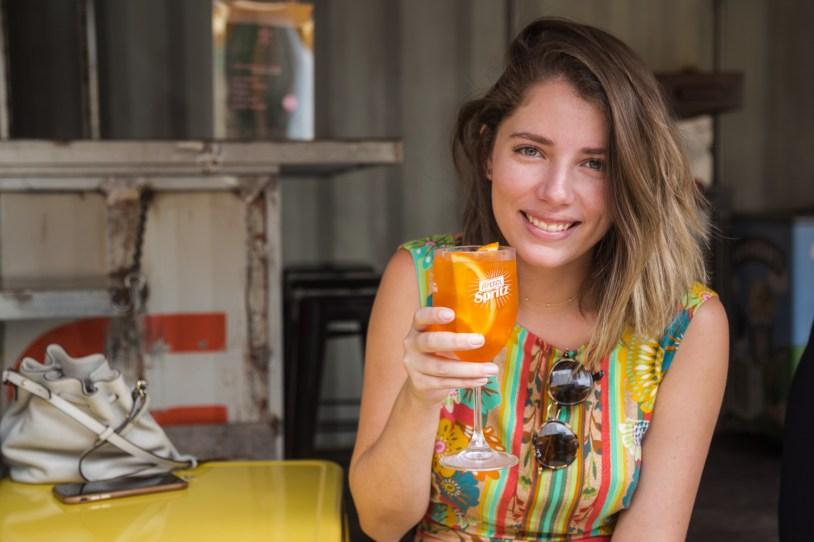 Drink do Luz, Camera, Burguer, hamburgueria em São Paulo