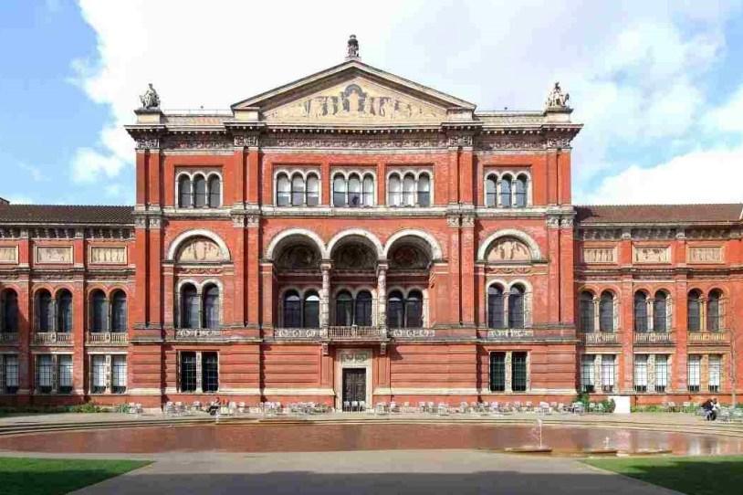 Os melhores museus de Londres: Victoria & Albert Museum
