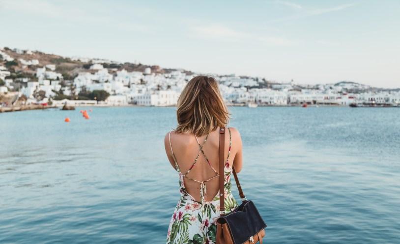 Como é um cruzeiro pelas ilhas gregas, como Mykonos. Por Raira Venturieri.