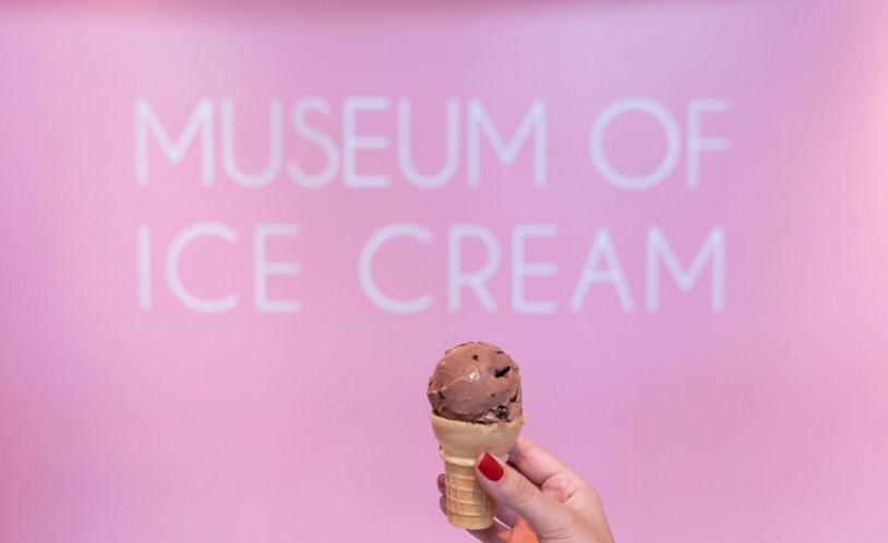 O que tem no Museum of Ice Cream, museu do sorvete de San Francisco