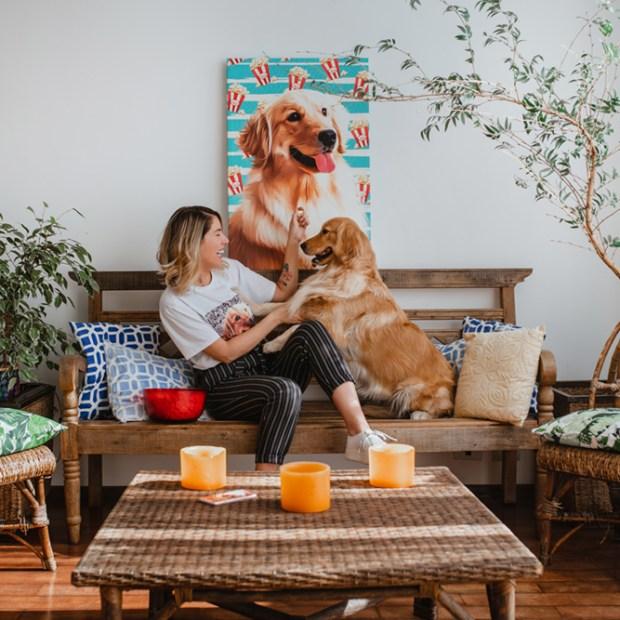 PAM Store, a empresa criativa que transforma seu amor por pets em arte