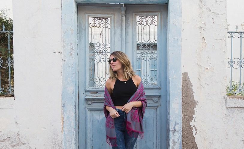 A ilha de Patmos, na Grecia, é famosa pelo turismo religioso.
