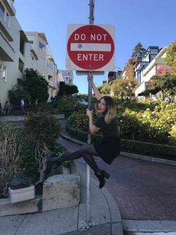 Pole dance em San Francisco