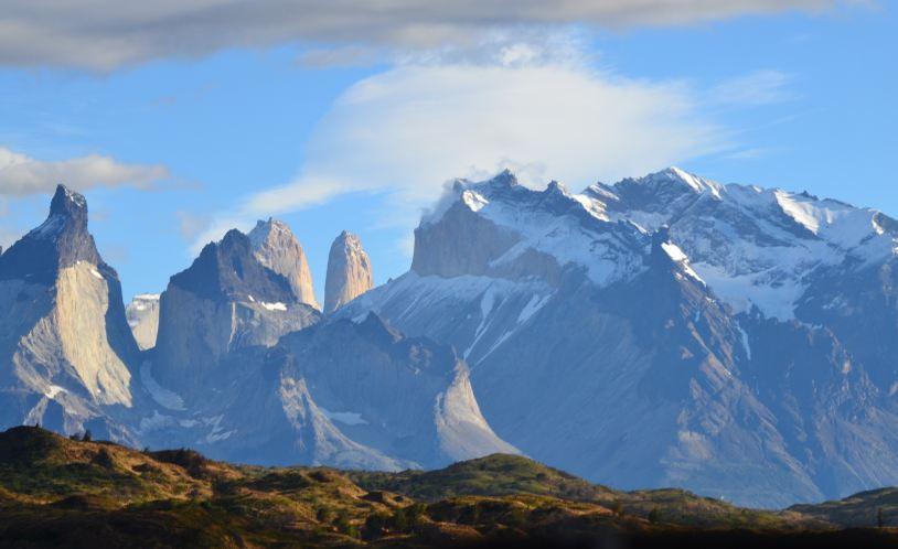 Torres del Paine, no Chile, é um dos motivos para visitar o pais em 2019