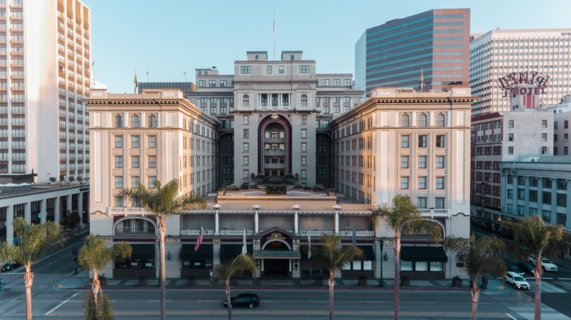 US Grant, hotel historico de luxo em San Diego, California