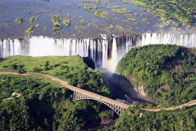 Victoria Falls – o sonho de todo ecoturista