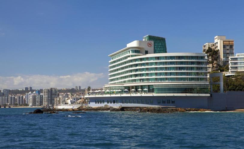 Hotel Sheraton Miramar, em Viña del Mar, no Chile