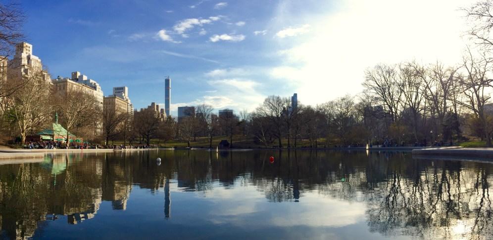 Central Park NYC - Delicieuse Vie
