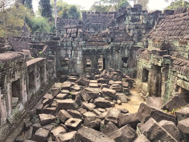 Temple Ta Prohm - Angkor Cambodia - Delicieuse Vie