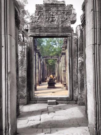 Temple - Angkor Cambodia - Delicieuse Vie 1
