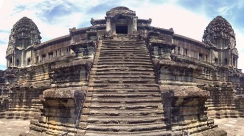 Temple - Angkor Wat Cambodia - Delicieuse Vie