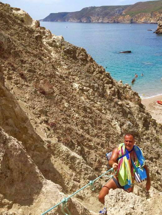 Praia do Inferno - Delicieuse Vie