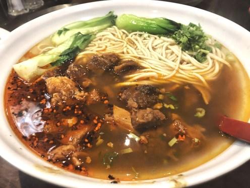 Lan Zhou restaurant chinatown Montreal by Delicieusevie