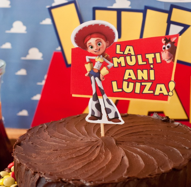 toy story candy bar - Delicioasa Studio
