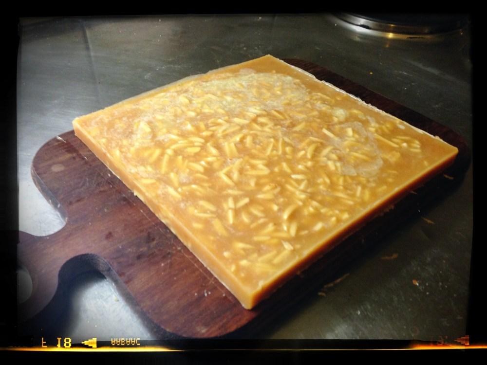 Caramels aux amandes et miel d'Acacias (2/2)