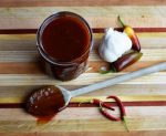 Apricot Honey Barbecue Sauce