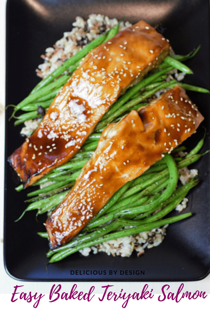 pin teriyaki salmon