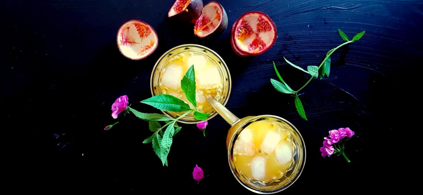 Maracuja- Verbene Limonade