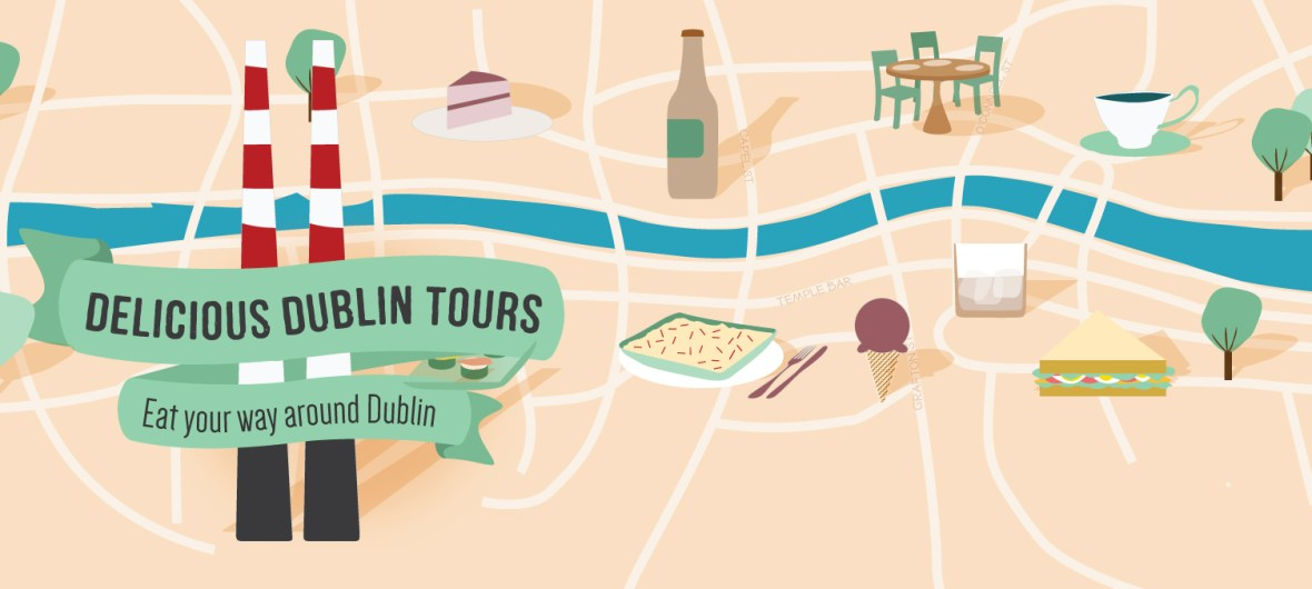 Delicious Dublin Tours, Irish food tour, Irish food, Dublin food tour
