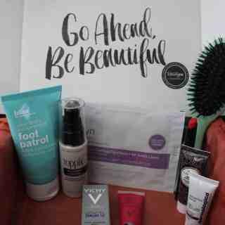 December 2015 BeautyFIX Subscription Box Review
