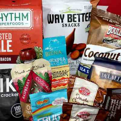 April 2016 Love with Food Gluten Free Box Review