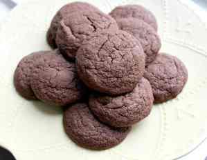 Gluten Free Basic Chocolate Cookies