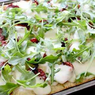 Gluten Free Focaccia Pizza Crust