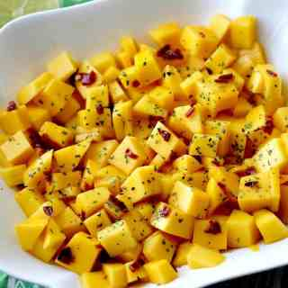Spicy Mango Lime Chutney