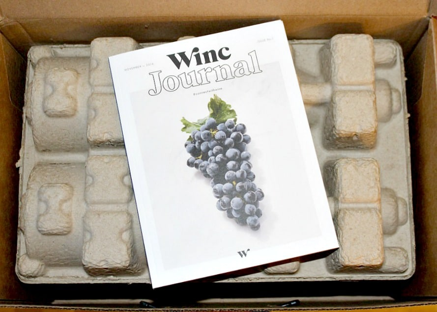 Winc Wine Subscription Box