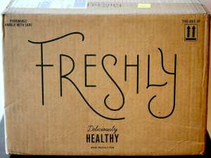 December 2016 Freshly Gourmet Meal Delivery Review