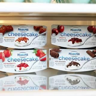 Secret Snacking with Philadelphia Cheesecake Cups