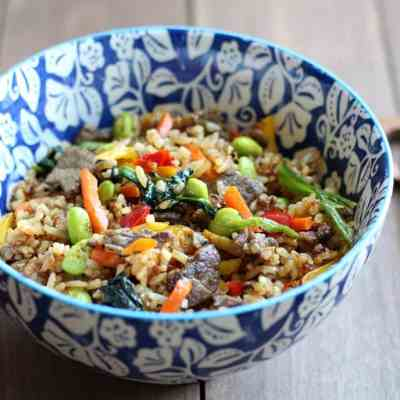 Stay in with Ling Ling Fried Rice Meals