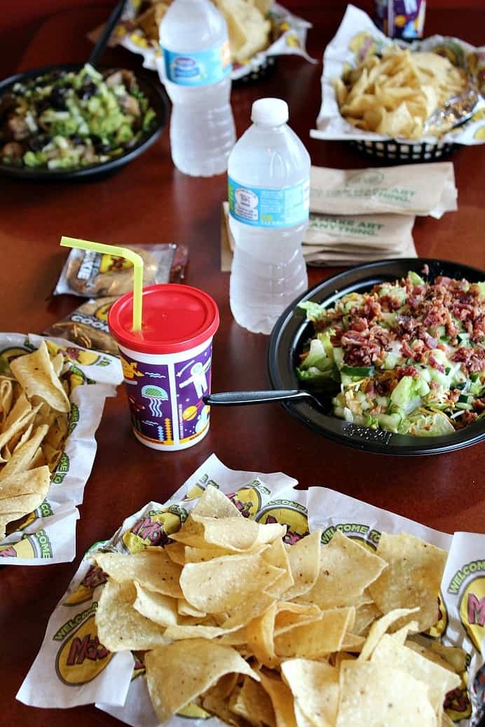 Our Fresh Family Meals at Moe's