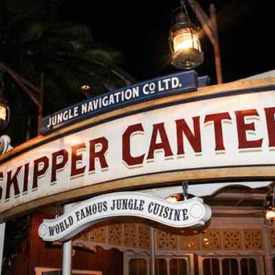 Jungle Navigation Co. Ltd. Skipper Canteen Dinner Review (November 2017)