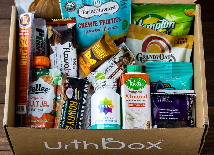 January 2018 UrthBox for this February 2018 UrthBox Review