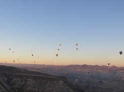 Up we go in Cappadocia 13