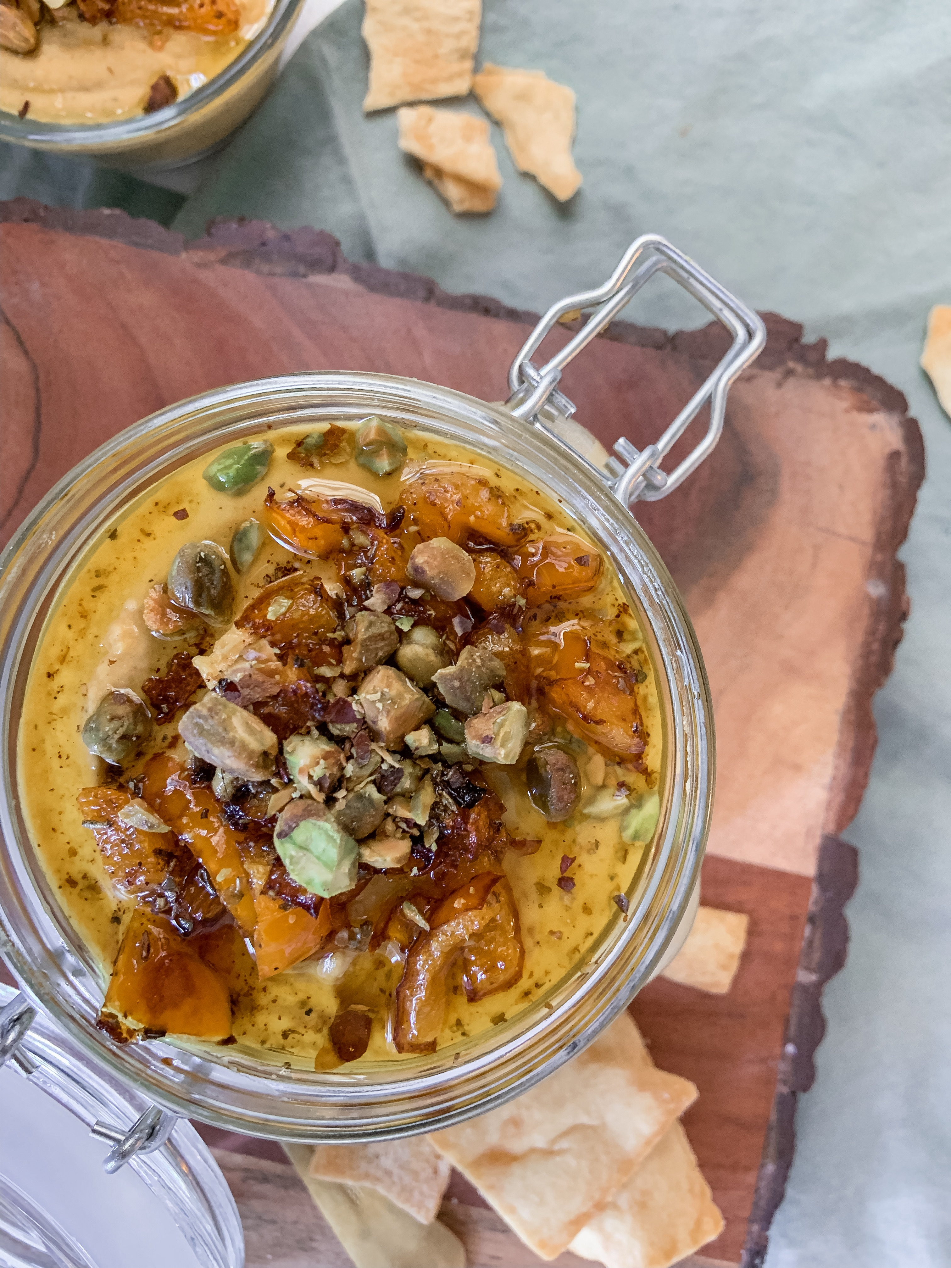 Easy to make Garbanzo Bean Hummus!