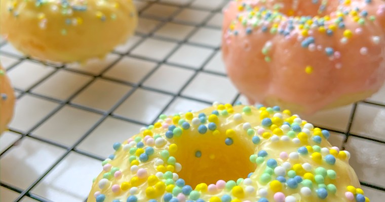 Easy Oven Baked Donuts