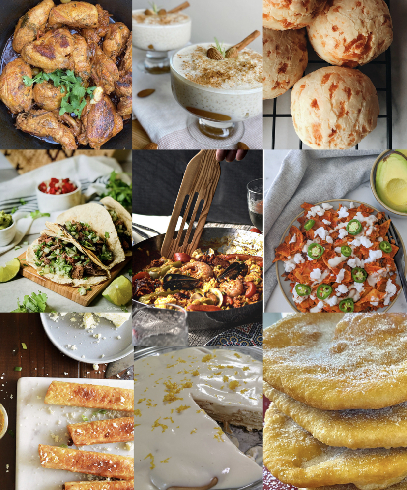 9 Latina Food Bloggers to Follow Right Now