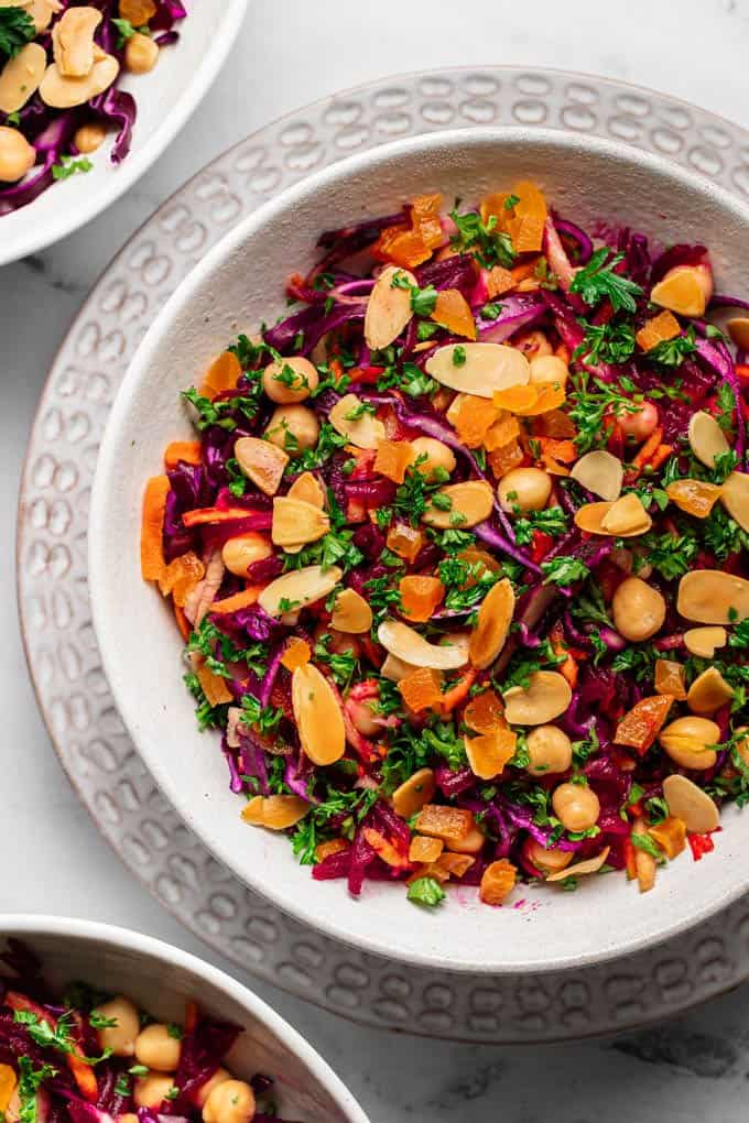 Winter Beetroot & Carrot Salad