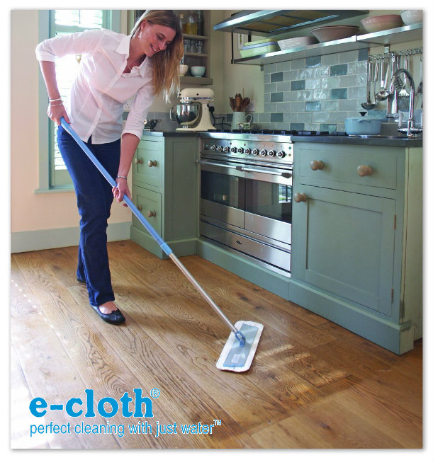 My Savvy Review Of The E Cloth Deep Clean Mop Flexi Edge Floor