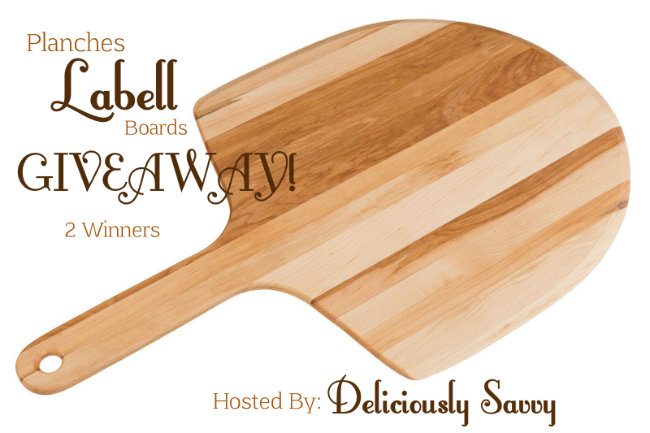 Planches Labell Boards Giveaway 10/15 @plancheslabell