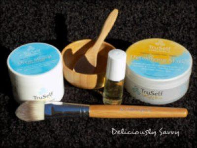 TruSelf Organics Clean and Natural Skincare Giveaway