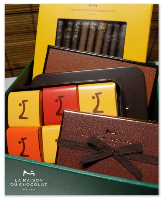 Delicious Assortment Of Chocolates