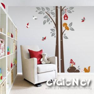 The evgieNev $120 Wall Decal Holiday Giveaway