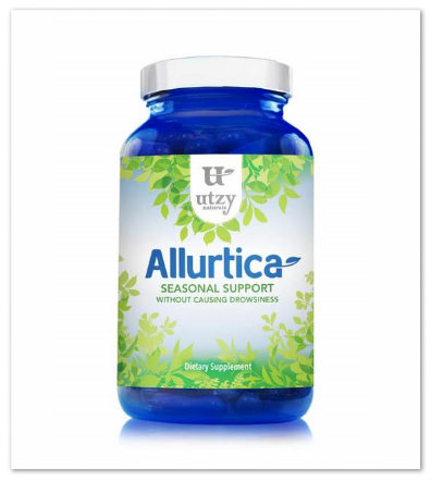 Allurtica ~ Natural Seasonal Support Giveaway