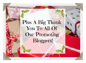 Thank you promoting bloggers image